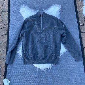 Cutter & Buck CBWindTec Lined Quarter Zip Sweater